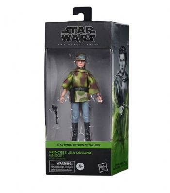 Star Wars The Black Series 2020 Return of the Jedi Leia Organa Endor Figure - Pre-order